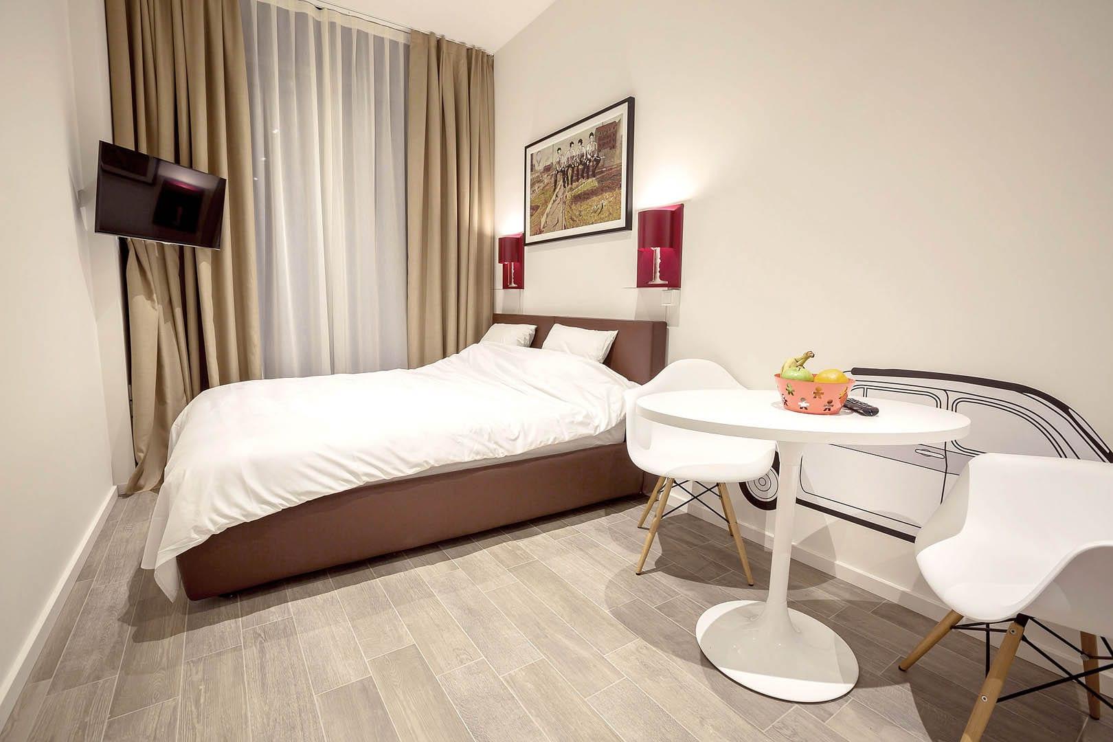 Serviced Apartments Munich: Short & Long Term Rental | Brera